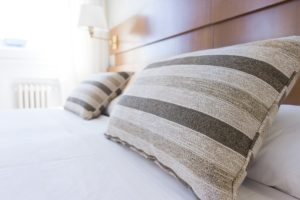 спалня в хотел